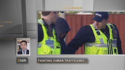 La UE y el tráfico de seres humanos