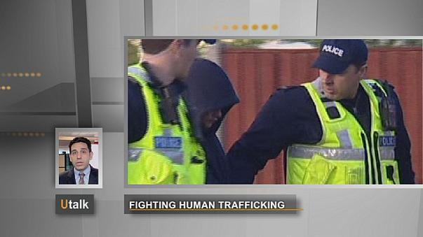 Tráfico de seres humanos