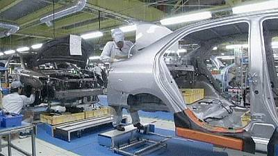 Massive recall for faulty Japanese airbags