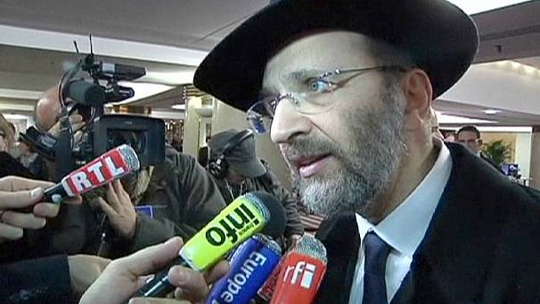 France's top rabbi resigns in plagiarism scandal