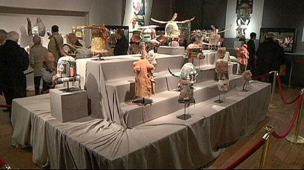 Paris judge to rule on Hopi Indian masks auction | euronews, world ...