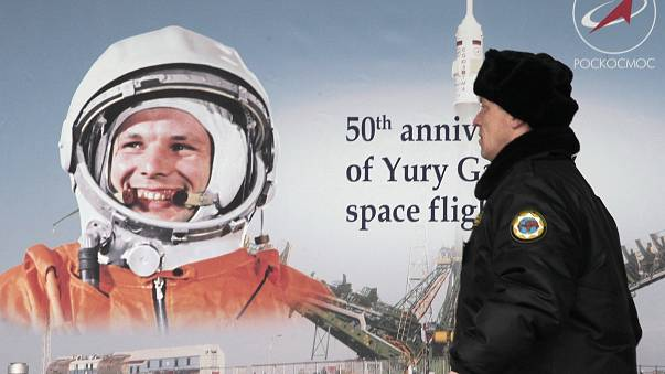 Back in the Day: Soviets win the space race