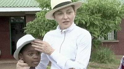 "Malawi slams Madonna as ""uncouth"""