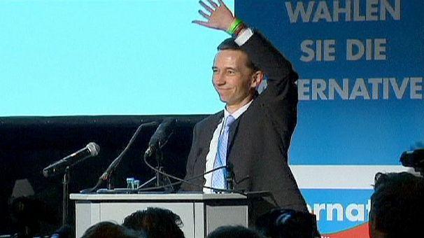 Nuevo partido alemán apuesta por la salida del euro