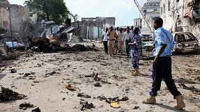 Dozens dead as terror returns to Mogadishu