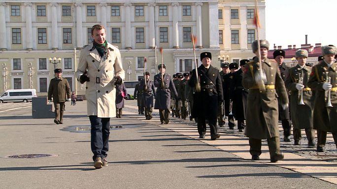 Traveller's Diary: Saint Petersburg