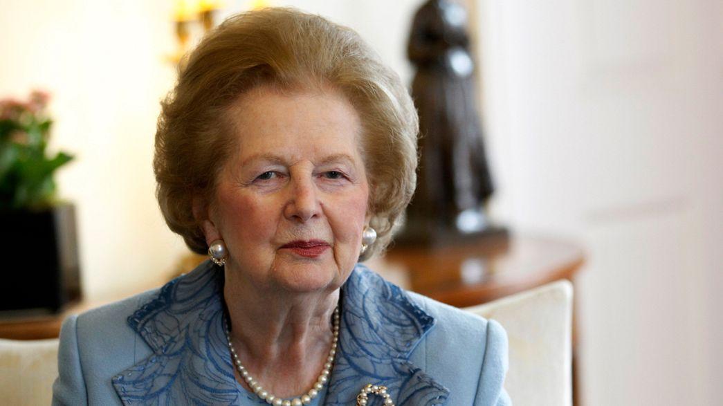 Thatcher et l'Europe : ce que les eurodéputés en retiennent