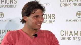 Rafael Nadal will zurück an die Weltspitze