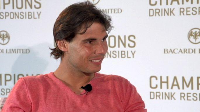 """Rafael Nadal : """"Redevenir numéro un n'est pas ma priorité pour l'instant"""""""