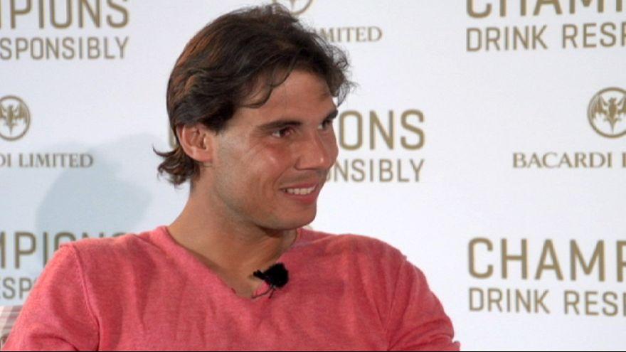 Rafa Nadal: the comeback kid