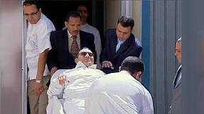 Mubarak goes straight to prison
