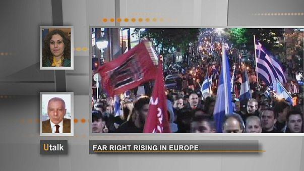 Avrupa'da aşırı sağ yükselişte