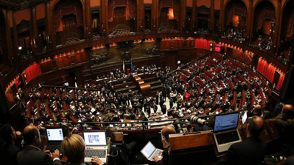 Italian parliament fails to elect state president