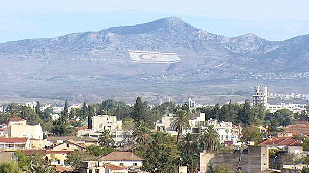 La crisis y la división de Chipre