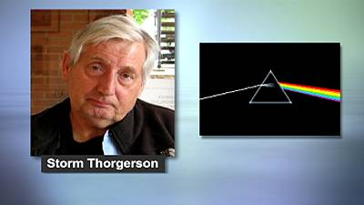Tributes as Pink Floyd graphic artist dies