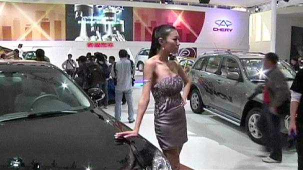 Shanghai auto show welcomes a sales hungry world