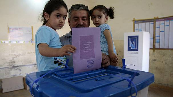 Iraq in first vote since US troop withdrawal