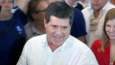 Millionaire Cartes wins Paraguay presidential