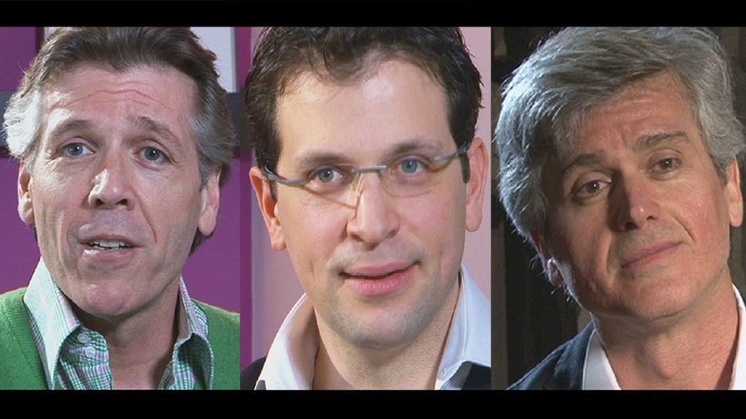 Bonus intervista Thomas Hampson, Luca Pisaroni e Massimo Zanetti