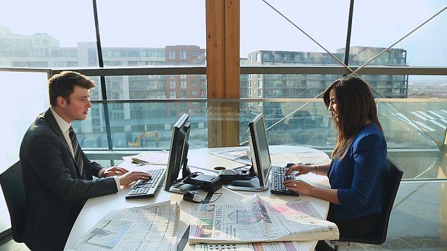 В поиске работы помогут социальные сети