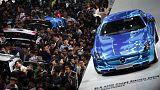 Mercato auto: tutti a Shanghai per superare la crisi europea