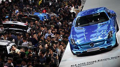 """Shanghai Autoshow: """"Citroën will französischen Luxus ausstrahlen"""""""