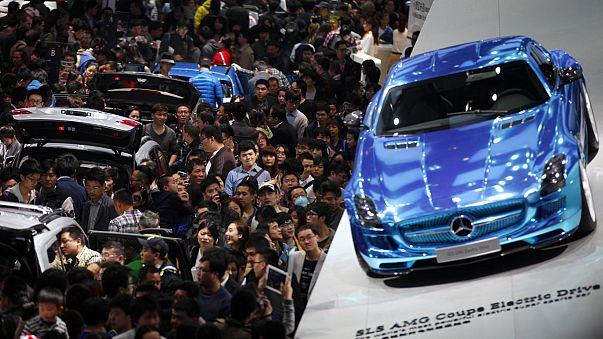 Otomotiv dünyası gözünü Çin'e dikti