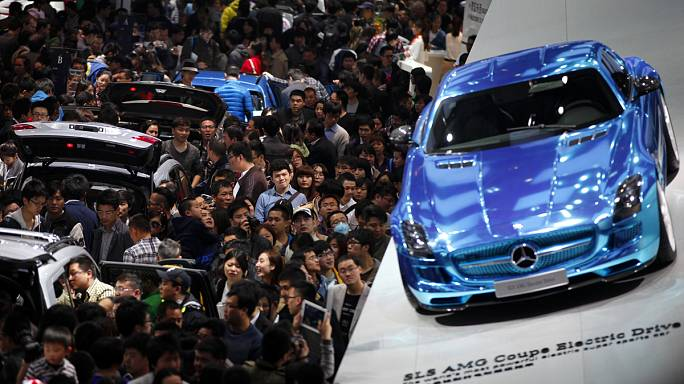 Shanghai on the road to profit for Europe's carmakers