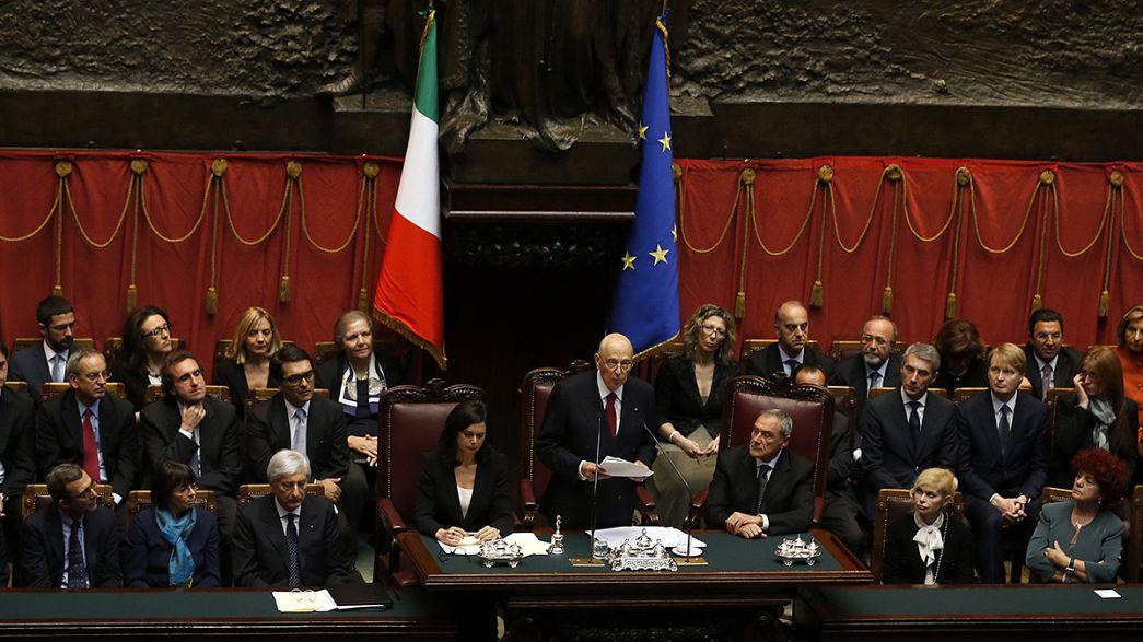 Italia, dos meses en vía muerta