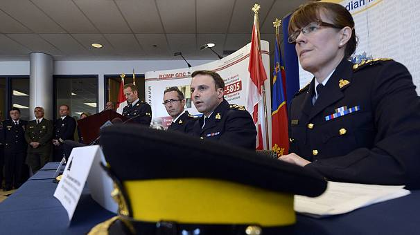 Canada thwarts train terror plot