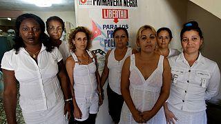 """""""Damas de blanco"""" nahmen Sacharow-Preis entgegen"""