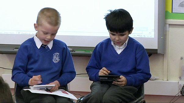 Ηλεκτρονικά παιχνίδια εντός της τάξης