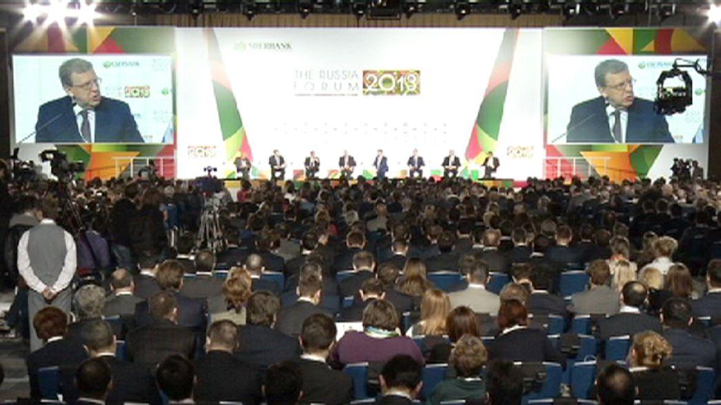 Rússia procura investidores estrangeiros