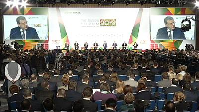 Russia's quest for foreign investors