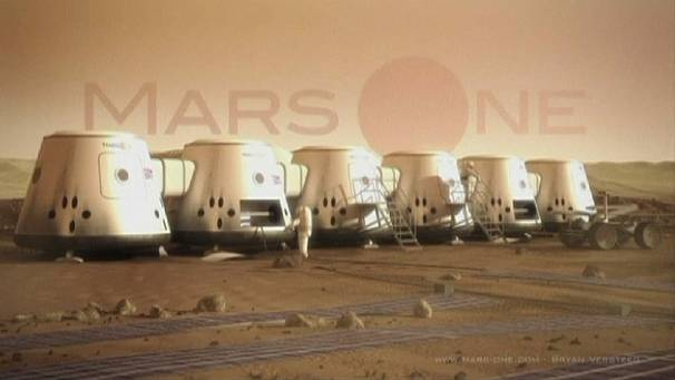 One-way ticket to life on Mars