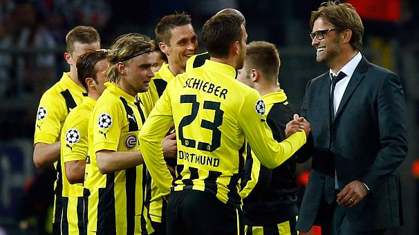 Klopp plays down Dortmund's final chances