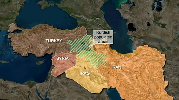 Kurdish militants announce pullout