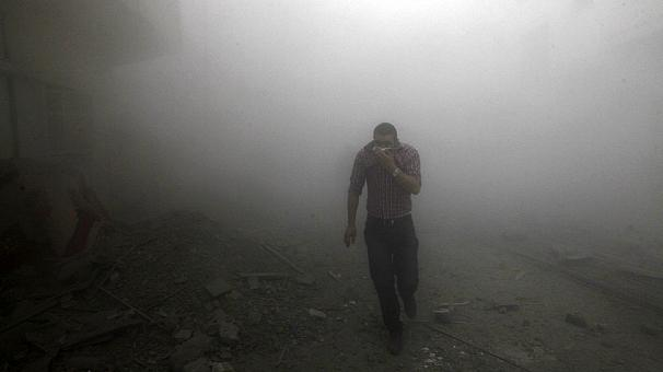 US believes Syria has probably used chemical weapons