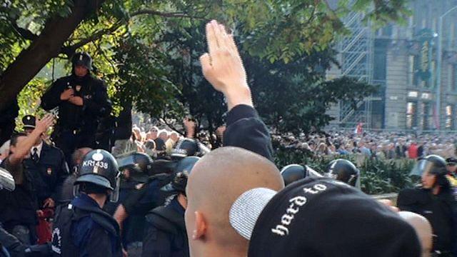 Macaristan'da 'aşırı sağ' tehlikesi