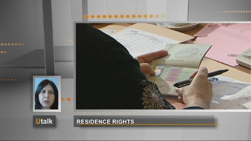 Diritto di soggiorno per i familiari non comunitari | Euronews