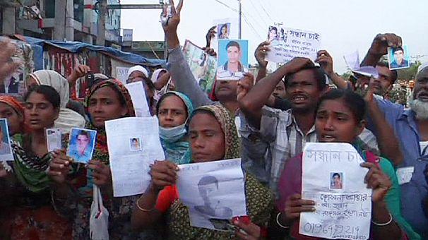 Bangladesh: em busca dos últimos sobreviventes do acidente de quarta-feira