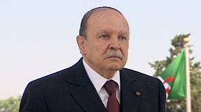 Algerian President Bouteflika in Paris hospital