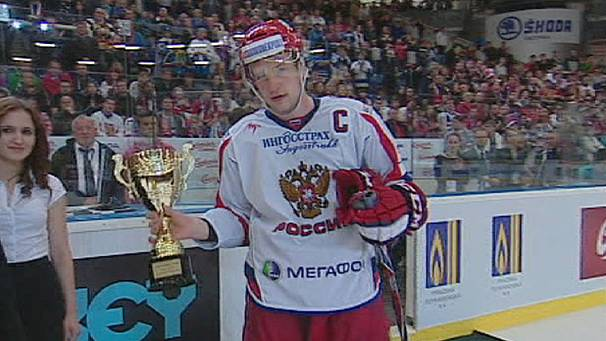 Czech mate as Russia win Euro Hockey crown