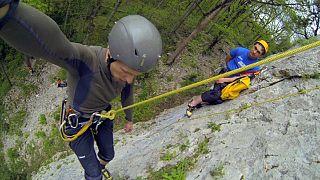 Krasnodar Adrenalinin Karadeniz'in kuzeyindeki zirvesi