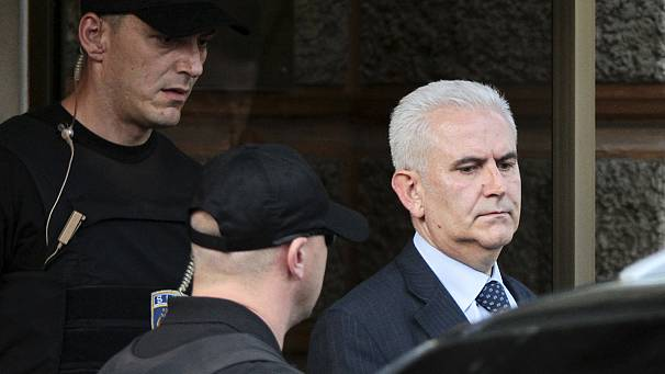 Bosnian Federation President detained for bribery