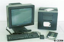 Premier serveur web