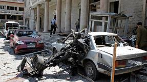 Syria: Damascus rocked by deadly bomb