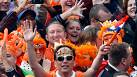 Party time in party town as Dutch celebrate new king