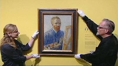 Amsterdam welcomes back Van Gogh in renovated museum