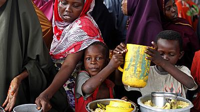 Somalia famine 'left more than a quarter of a million people dead'